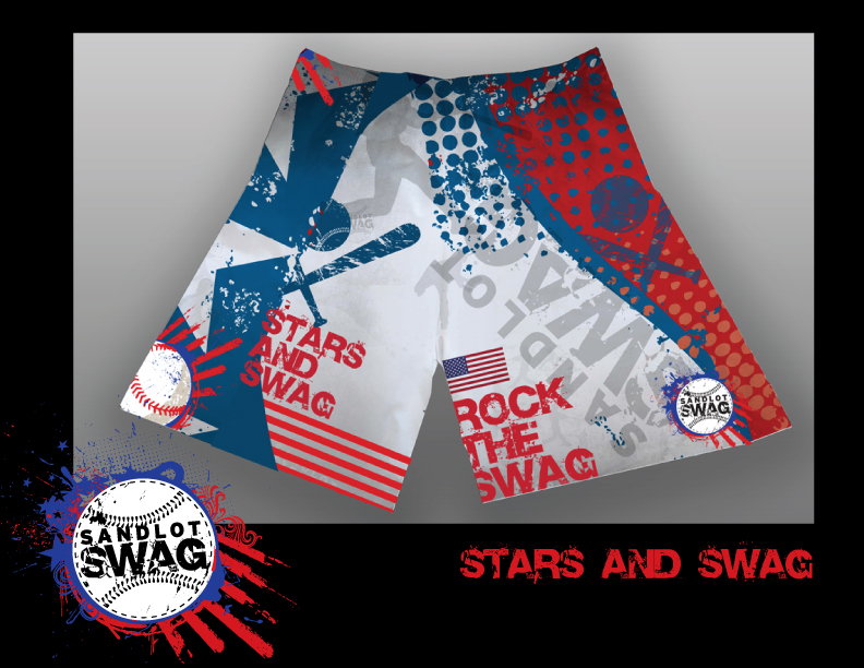 Stars and Swag Shorts