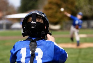 youth pitchers and catchers